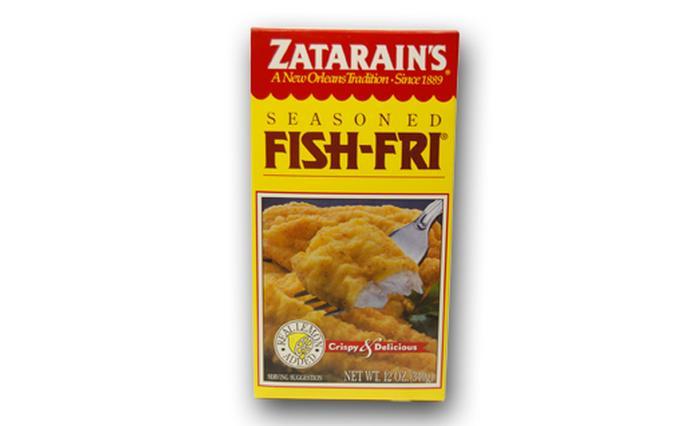 Seven seas seafood murrells inlet south carolina for Zatarain s fish fri